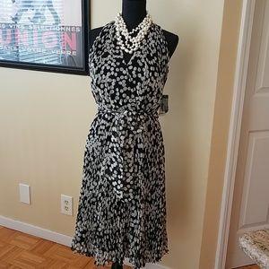 A classic romantic dress